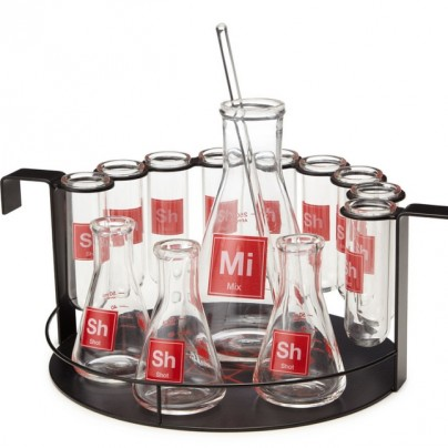 lab cocktail set