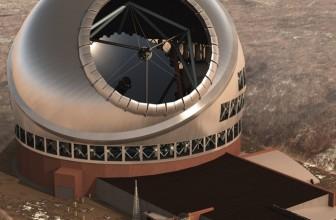 largest optical telescope TMT