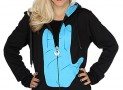 Live Long And Prosper Ladies' Hoodie
