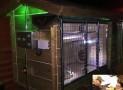 $15,650 luxury hutch rabbits