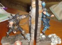 Mortal Kombat 9 Bookends