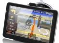 7 inch HD Touchscreen GPS Navigator