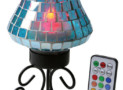 Remote Control LED Mosaic Candle