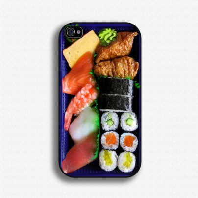 Sushi Bento Box Case iPhone 5