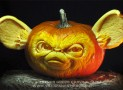 Gizmo Mogwai Pumpkin