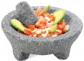 Molcajete Granite Mortar and Pestle