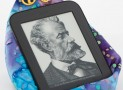 Happy eReader Stand with Personality