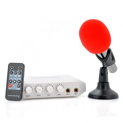 "Karaoke Recorder and Mixer ""HD-Hynudal"""