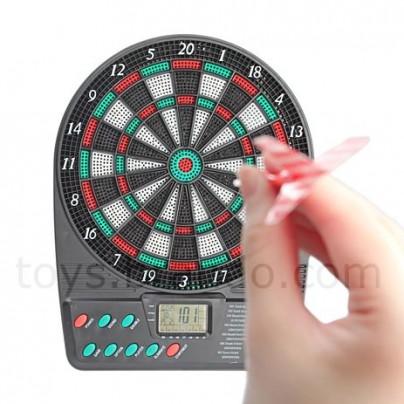 LUXURY Electronic Dartboard