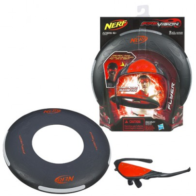 Nerf FireVision Flyer Disc