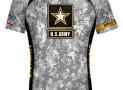Army Camo Cycling jersey Men's