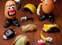 Star Trek Potato Heads
