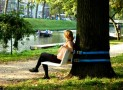 Portable Tree Bench Turns