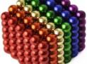 Magnet Balls Rainbow Bright Edition