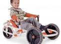 The Lever Steering Pedal Go Kart