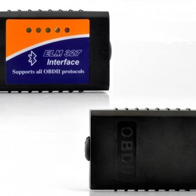 OBDII Car Diagnostic Tool – Bluetooth to Windows