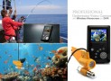 Professional Underwater Video Camera with Wireless Viewscreen and DVR