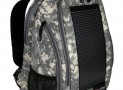 Camo Solar Backpack