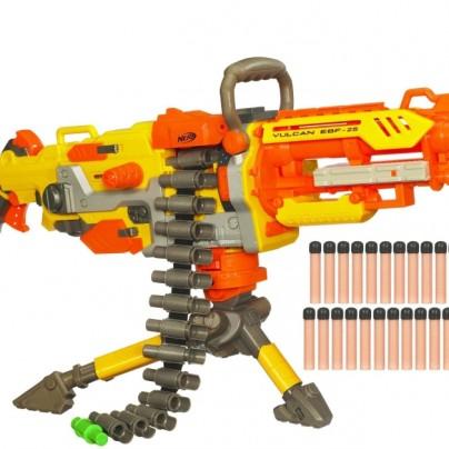 Nerf N-Strike Vulcan Dart Blaster