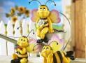 ummertime Bumblebee Figurines
