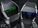 Kisai Xtal LED Watch