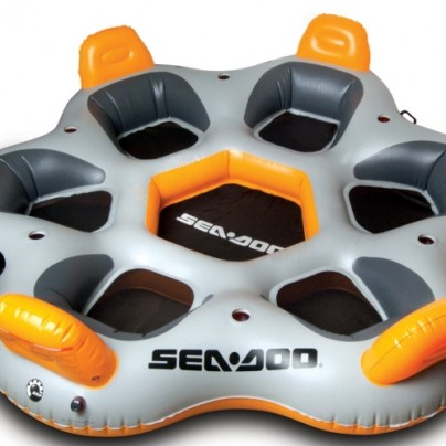 Sea-Doo Club 6 Inflatable Aqua Island