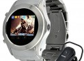 Touchscreen Mobile Phone Watch + MP4