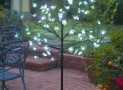 Lighting LED Tree with Leaves