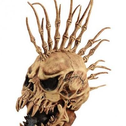 Sinister Fin Skull Halloween Mask