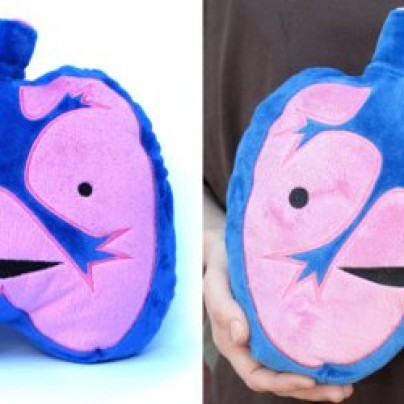 LOUD LUNGS Designer Plush Figure